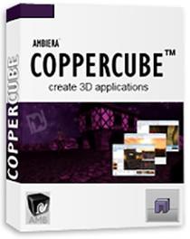 Ambiera CopperCube Professional v5.3 Full indir