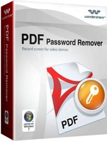 Wondershare PDF Password Remover v1.5.2.3 Full