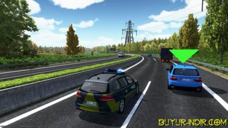 Autobahn Police Simulator Tek Link Full