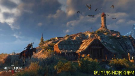 The Witcher 3: Wild Hunt Tek Link indir