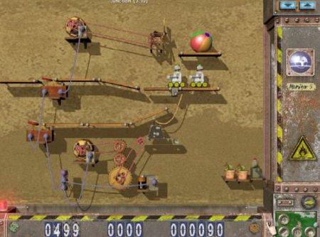 Crazy Machines 1 - 2 - 3 Full indir