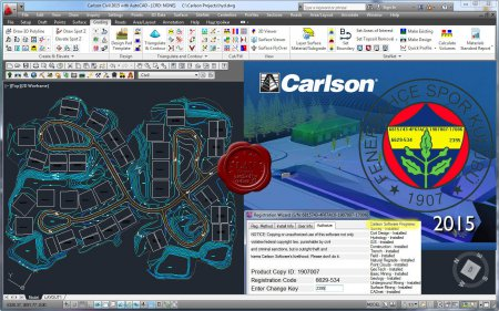 Carlson Civil Suite 2015 Full indir