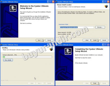 Epubor Ultimate Converter v3.0.9.1031