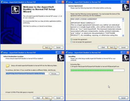 AxpertSoft Booklet to Normal PDF v1.3.10 Full