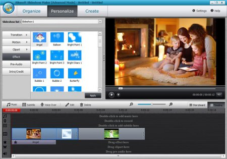 iSkysoft Slideshow Maker v6.6.0.0
