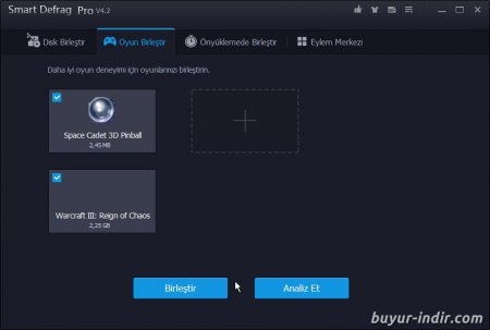 IOBIT Smart Defrag Pro v5.7.0.1137 Türkçe