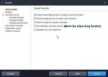 IOBIT Smart Defrag PRO v5.2.0.854 Türkçe