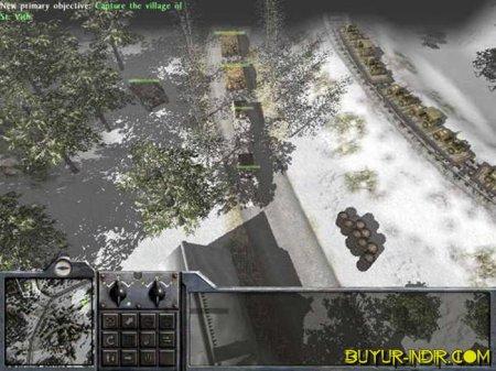 1944 Battle of the Bulge PC Full Tek Link indir