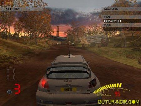 V-Rally 3 Full Tek Link indir