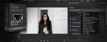 Picture Instruments Look Converter v1.0.1