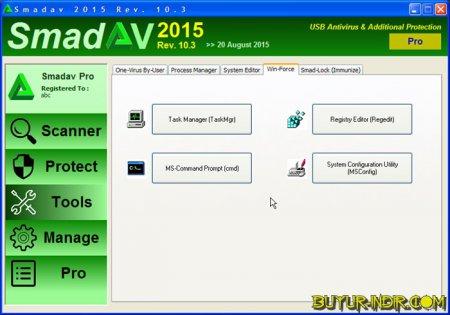 Smadav Pro 2015 v10.3 Full indir