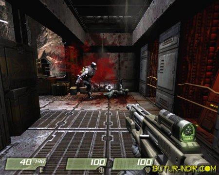 Quake 4 PC Tek Link indir