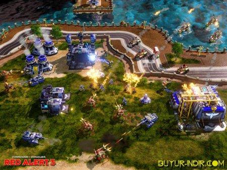 Command & Conquer: Red Alert 3 Türkçe Full