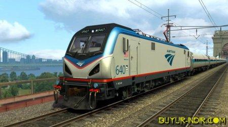 Train Simulator 2016 Full Tek Link indir
