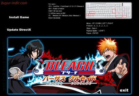 Bleach Versus Crusade PC Tek Link indir