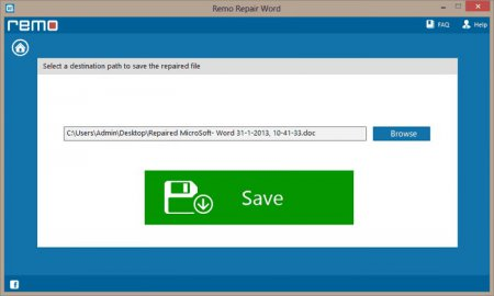 Remo Repair Word v2.0.0.26 Full indir