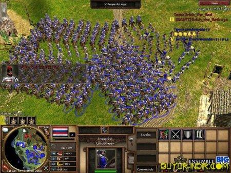 Age of Empires III: The WarChiefs Full Tek Link