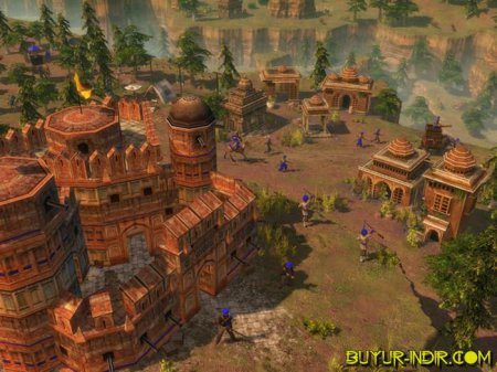 Age of Empires III: The Asian Dynasties Full Tek Link