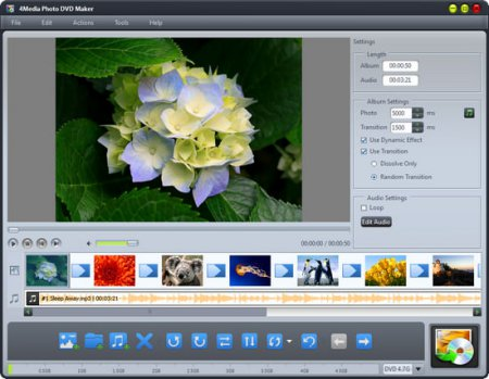 4Media Photo DVD Maker v1.5.2 Full indir