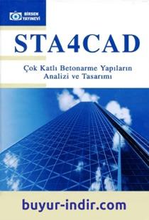 STA4CAD v11 / v12 Türkçe Full indir