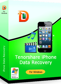 Tenorshare iPhone Data Recovery v8.2.1