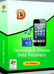 Tenorshare iPhone Data Recovery v6.7.1.4