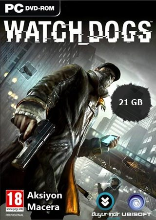 Watch Dogs PC Full Tek Link indir