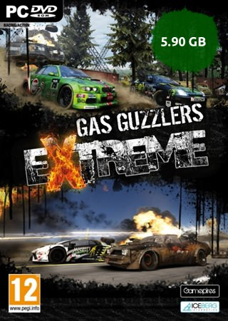 Gas Guzzlers Extreme Full Tek Link