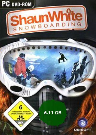 Shaun White Skateboarding Full Tek Link