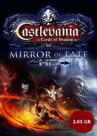 Castlevania: LOS Mirror of Fate HD Full indir