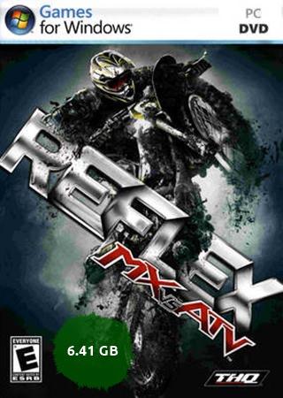 MX vs. ATV Reflex Tek Link indir