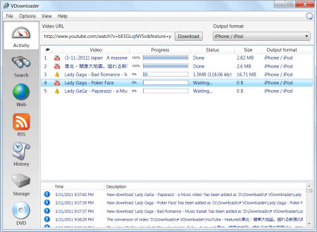 VDownloader Plus v4.1.1512.0 Full indir