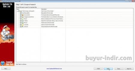Duplicate File Remover v3.7 Full indir
