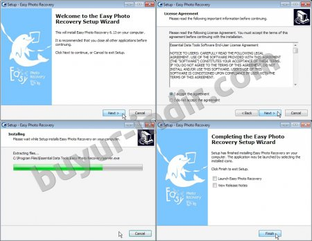Easy Photo Recovery v6.13 Türkçe Full indir