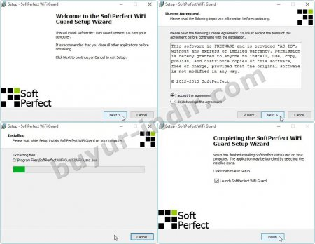 SoftPerfect WiFi Guard v1.0.7 Türkçe indir