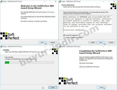 SoftPerfect WiFi Guard v1.0.7 Türkçe indir