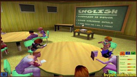 School Tycoon PC Tek Link indir