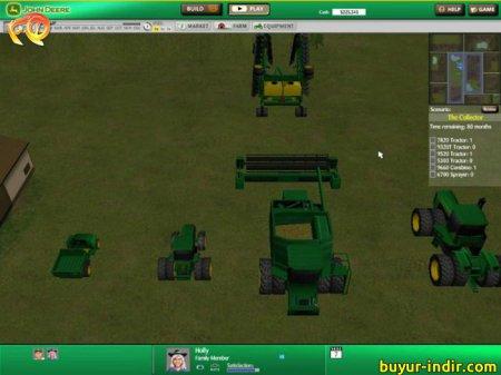 John Deere American Farmer Deluxe Full Tek Link