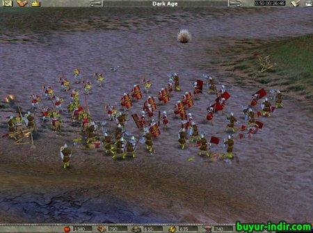 Empire Earth The Art of Conquest Tek Link indir