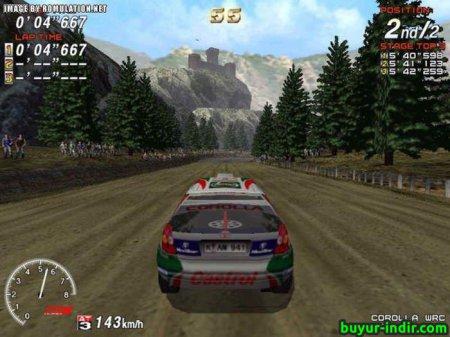 V-Rally 2: Expert Edition Full indir