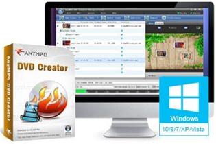 AnyMP4 DVD Creator v7.2.50