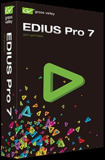 EDIUS Pro v7.50.236 Full indir