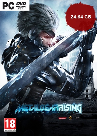 Metal Gear Rising: Revengeance Tek Link