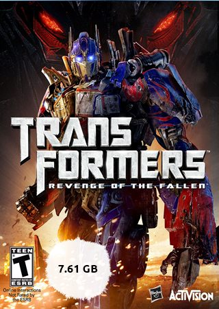 Transformers: Revenge Of The Fallen Full