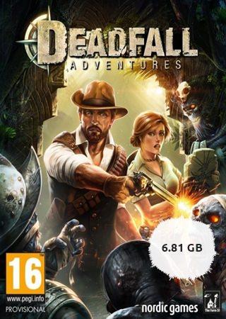 Deadfall Adventures Full Tek Link