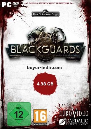 Blackguards PC Tek Link