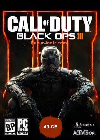 Call of Duty: Black Ops III Full Tek Link / Partlı