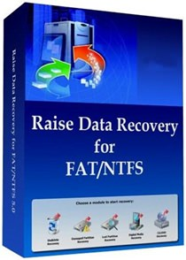 Raise Data Recovery NTFS / FAT v5.19.1