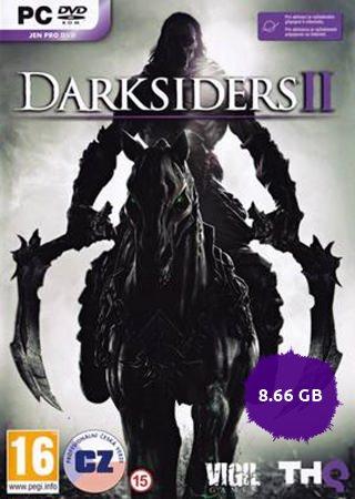 Darksiders 2 Türkçe Full Tek Link indir