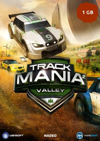 TrackMania 2: Valley Tek Link Full